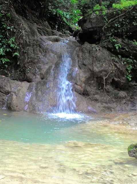 Air Terjun Gua Kikik