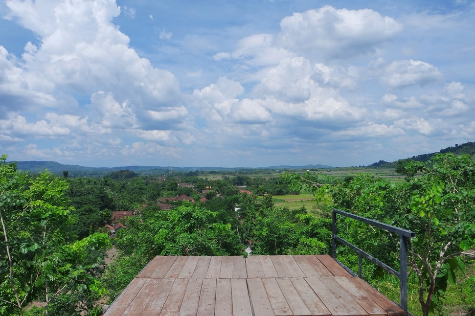 Bukit Tono Bojonegoro