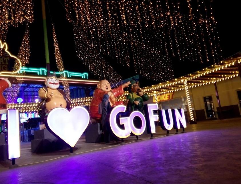 GoFun Bojonegoro Theme Park