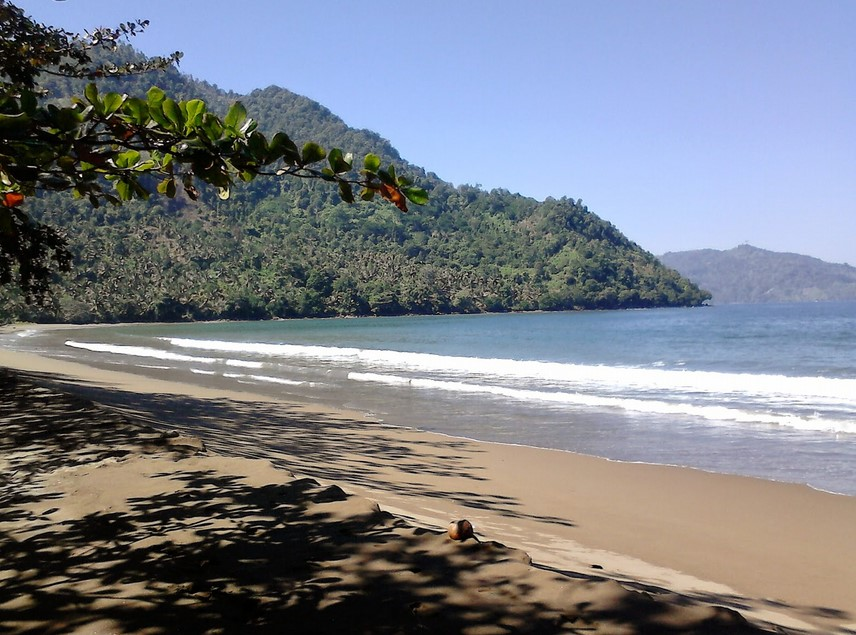 Akses Lokasi Pantai Damas