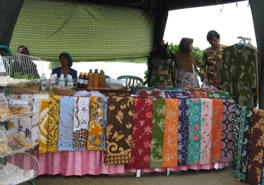 Toko souvenir hutan mangrove surabaya