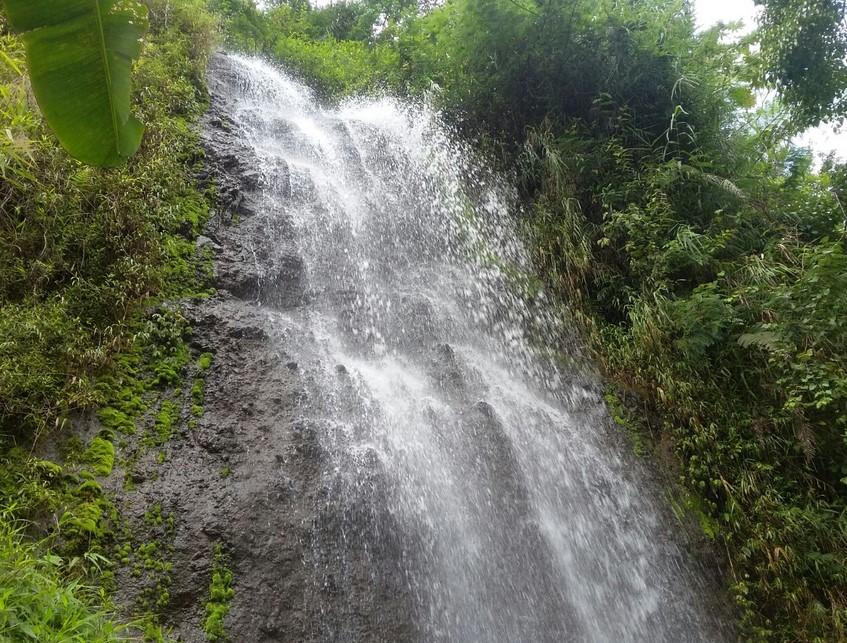 Air Terjun Banyulawe Dong