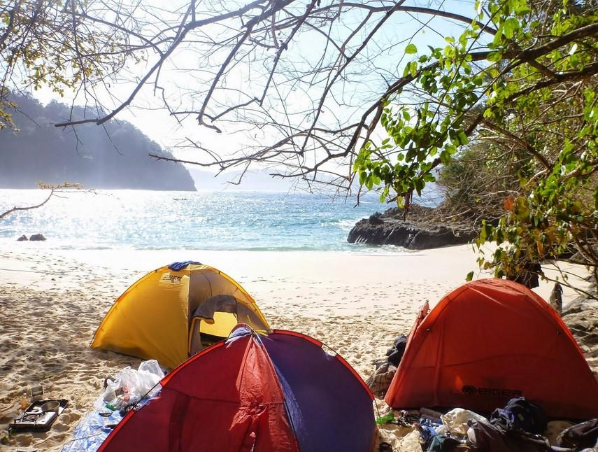 Cocok Untuk Area Camping
