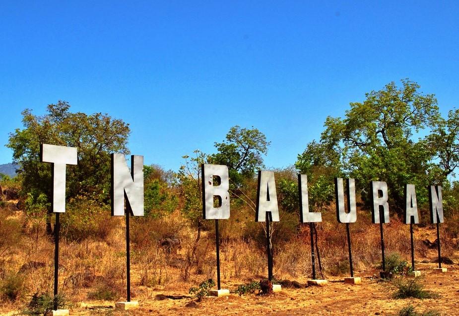 Lokasi Wisata Baluran