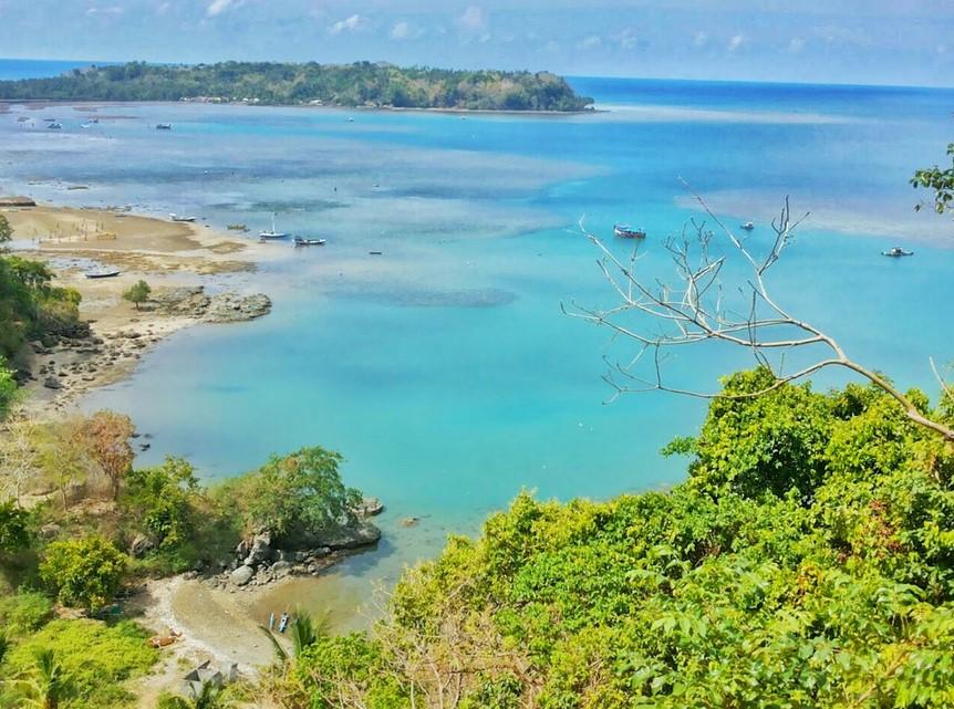 Lokasi Wisata Pulau Bawean