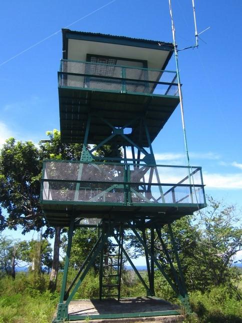 Menara Pandang Taman Wisata Baluran