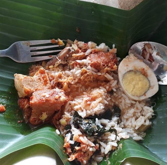 Nasi Kalak