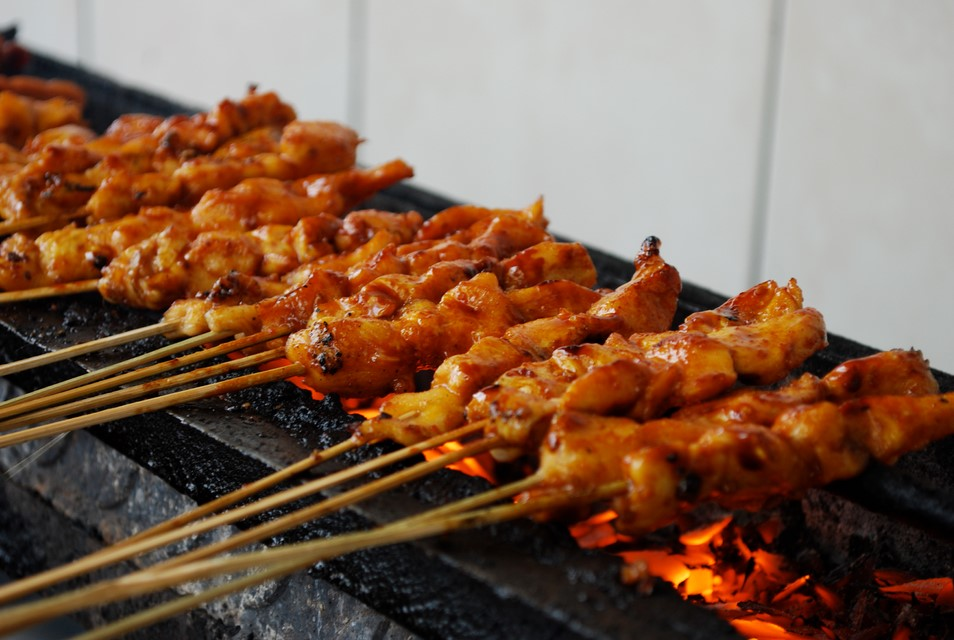 Sate Ayam Khas Ngawi