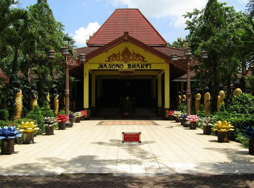 Tiket Masuk Lokasi Patung Budha Tidur