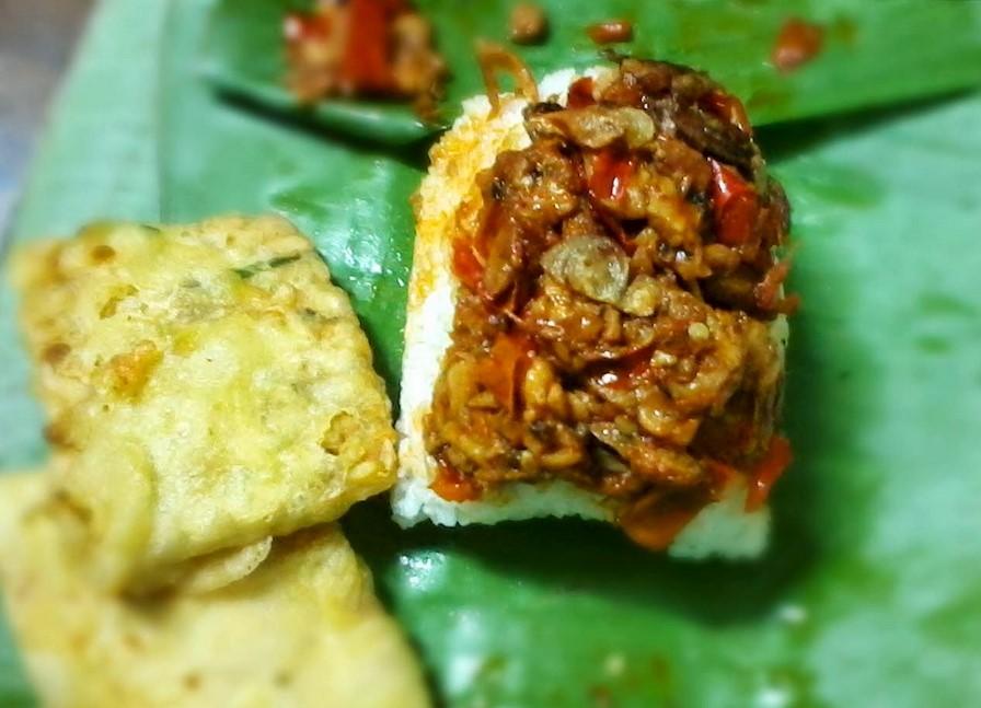 Nasi Ponggol