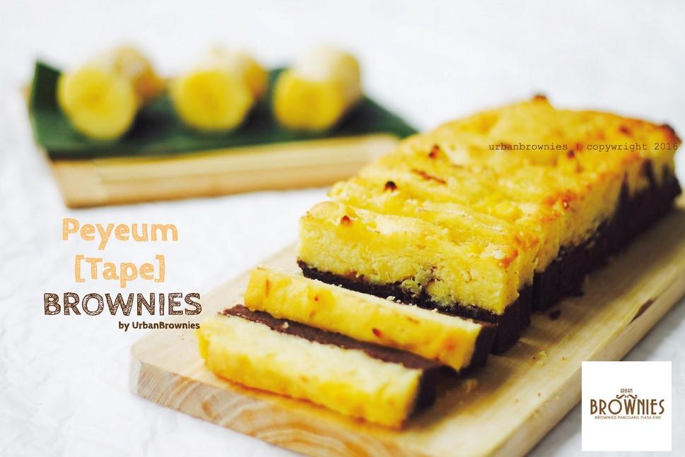Brownies Peuyeum