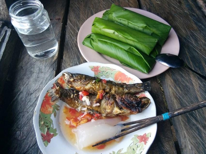 Ikan Bungkus
