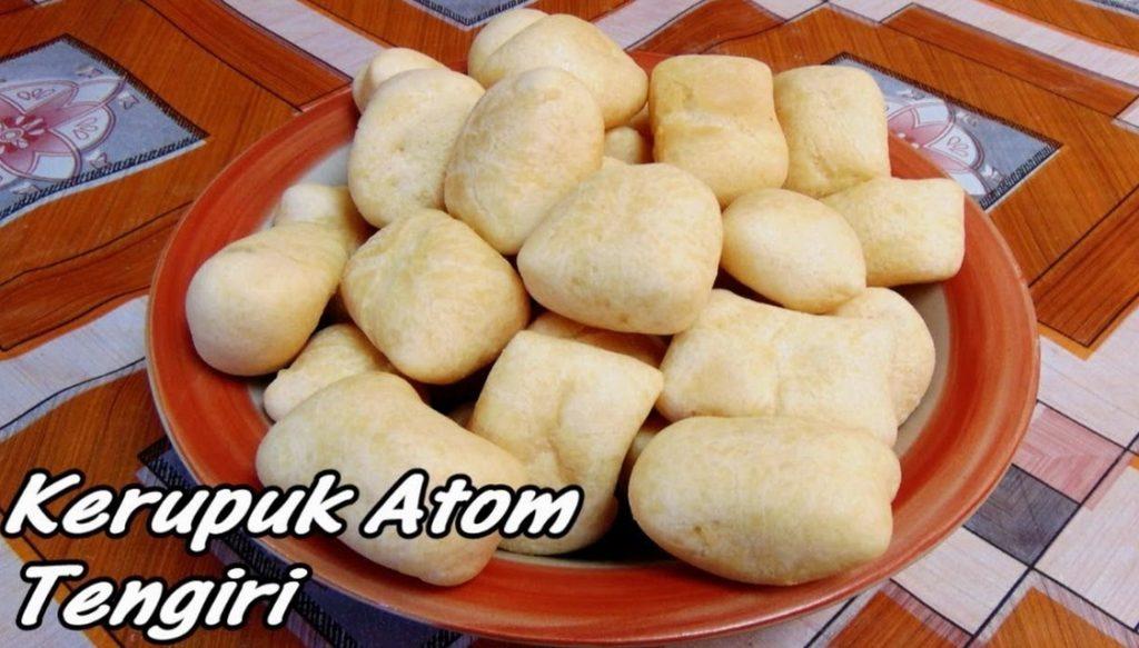 Kerupuk Atom