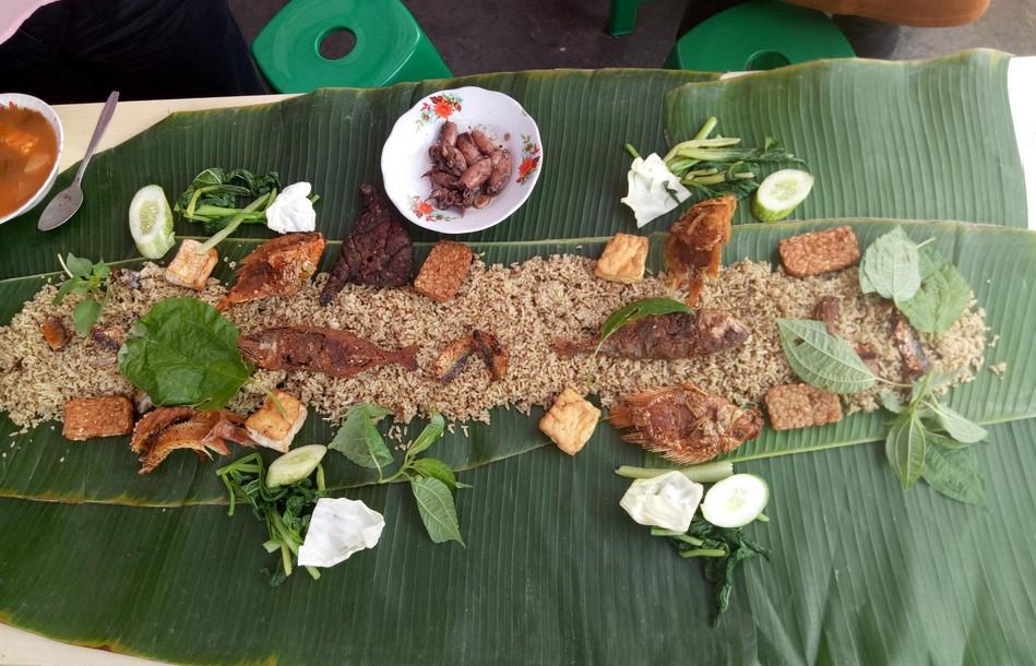 Nasi Liwet Subang