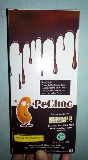 PeChoc (TempeChocolate)