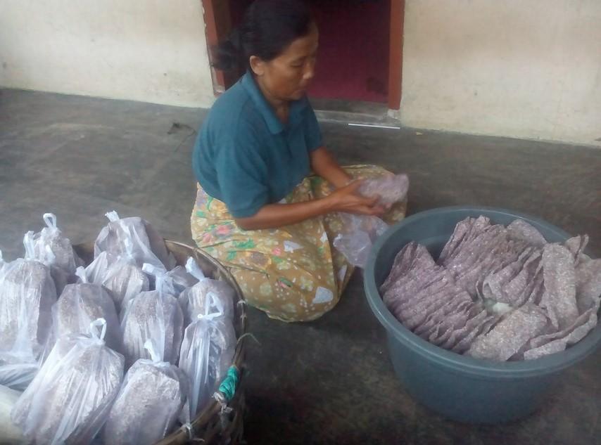 Renggi Khas Lombok