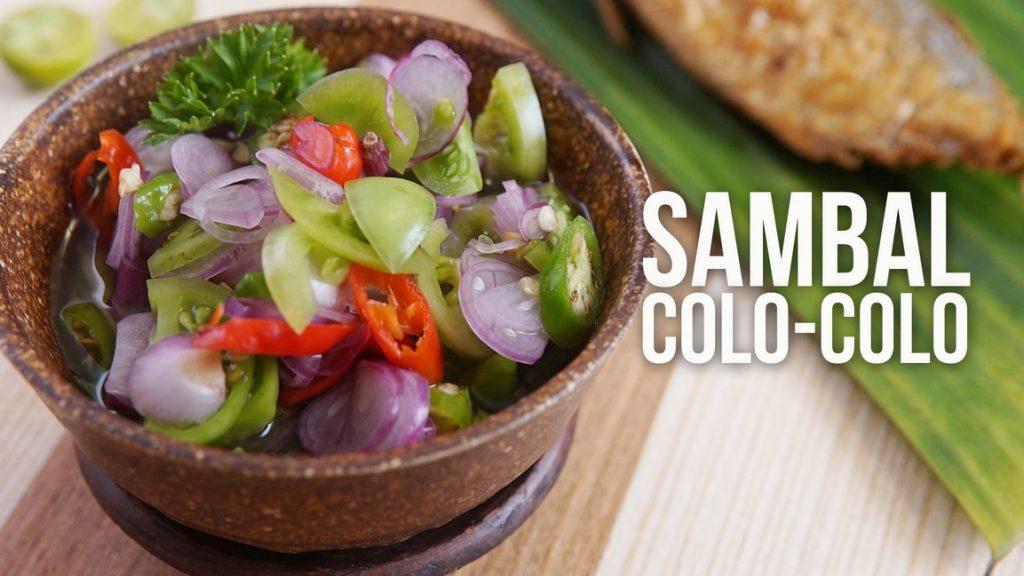 Sambal Colo-Colo