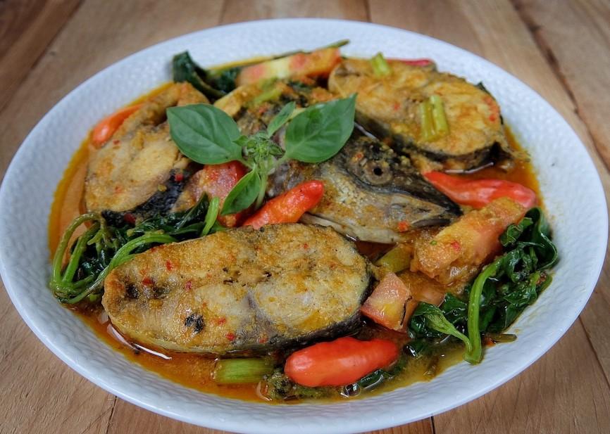 ikan Woku Blanga