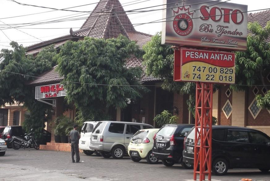 Restaurant Soto Bu Tjondro